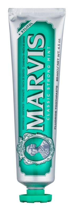 Marvis Classic Strong Mint zubná pasta