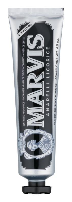 Marvis Amarelli Licorice dentífrico