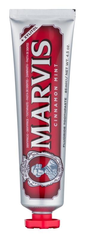 Marvis Cinnamon Mint pasta de dinti