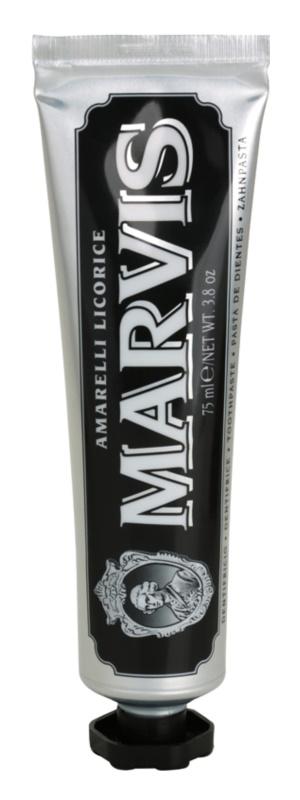 Marvis Amarelli Licorice fogkrém