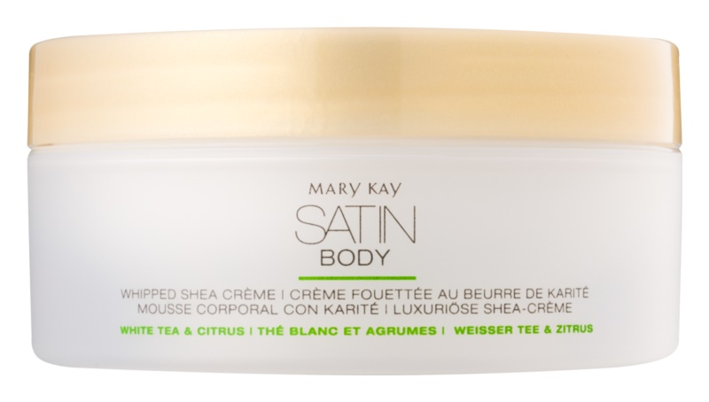 Mary Kay Satin Body Body Cream With Shea Butter