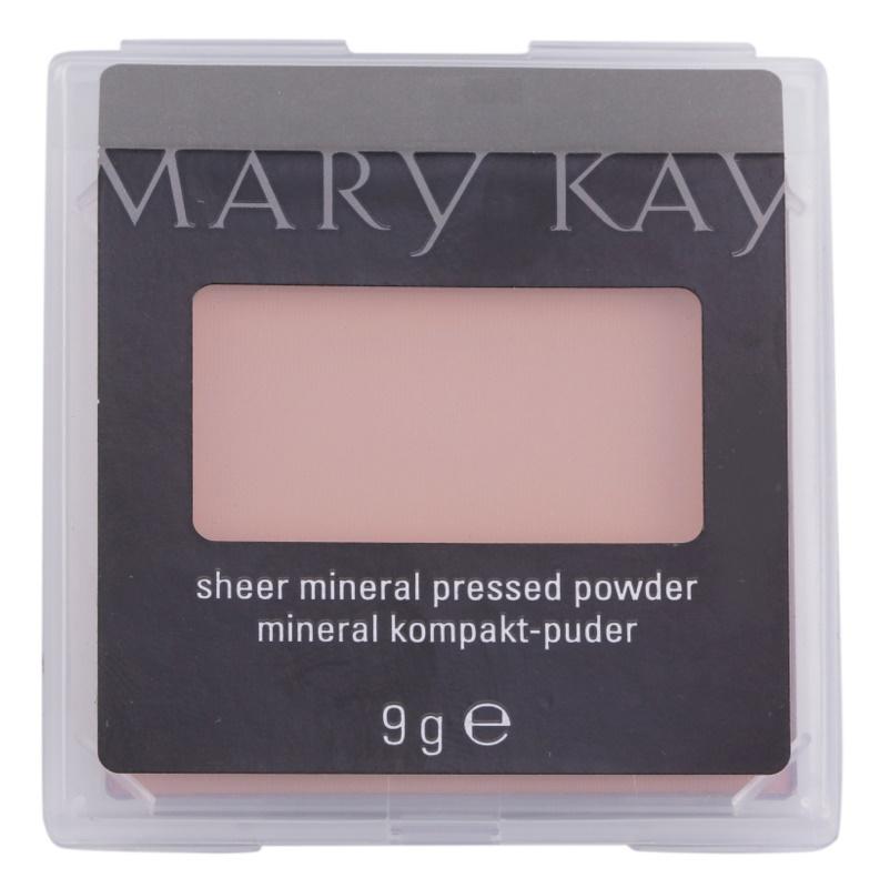 Mary Kay Sheer Mineral púder