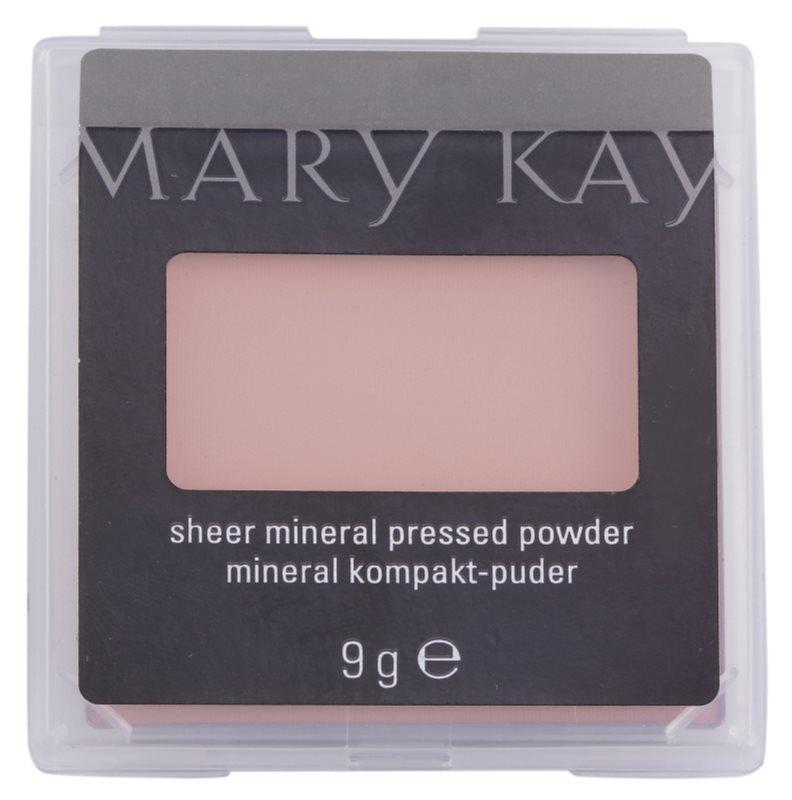Mary Kay Sheer Mineral pudra