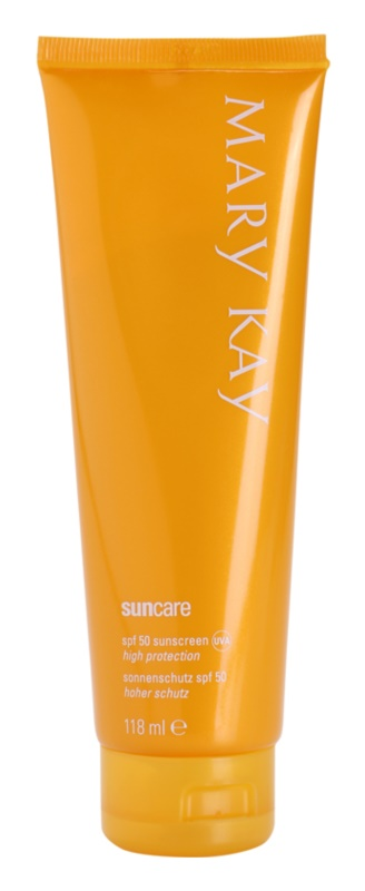 Mary Kay Sun Care creme solar SPF 50