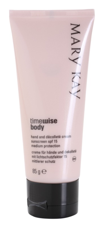 Mary Kay TimeWise Body Protective Cream for Pigment Spots Correction