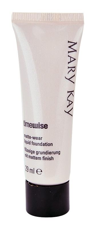 Mary Kay TimeWise Matte-Wear podkład matujący  do skóry tłustej i mieszanej