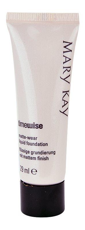 Mary Kay TimeWise Matte-Wear матираща основа за смесена и мазна кожа