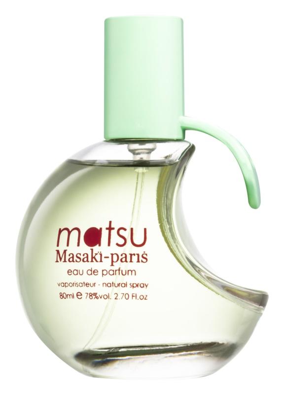 Masaki Matsushima Matsu Eau de Parfum for Women 80 ml