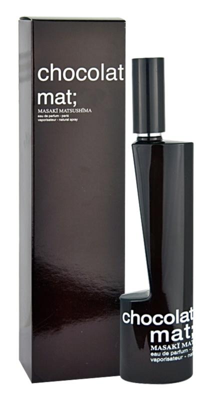 Masaki Matsushima Mat Chocolat Eau de Parfum για γυναίκες 80 μλ
