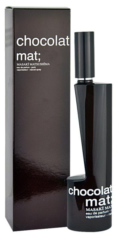 Masaki Matsushima Mat Chocolat Eau de Parfum für Damen 80 ml