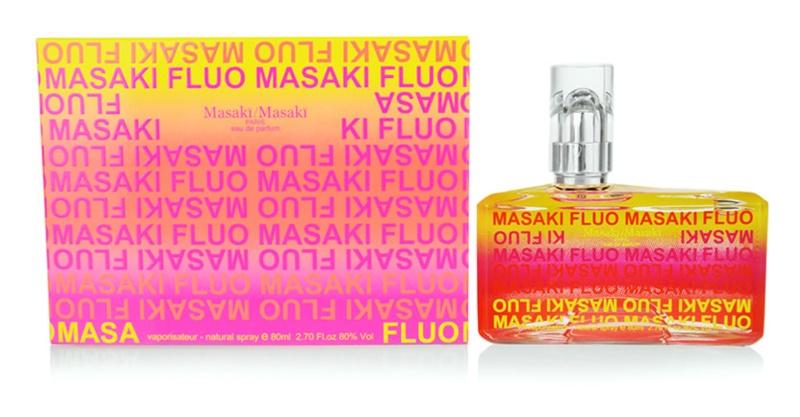 Masaki Matsushima Fluo Eau de Parfum voor Vrouwen  80 ml