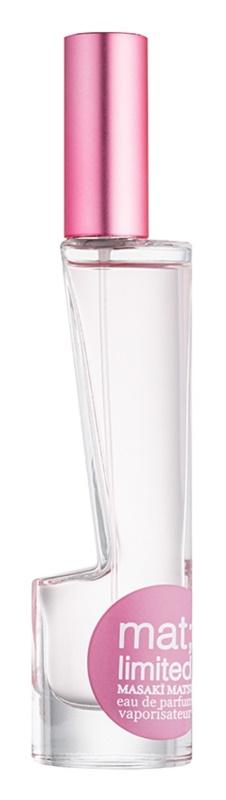 Masaki Matsushima Mat; Limited Eau de Parfum Damen 40 ml