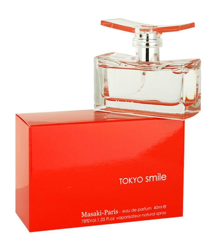 Masaki Matsushima Tokyo Smile Eau de Parfum para mulheres 80 ml