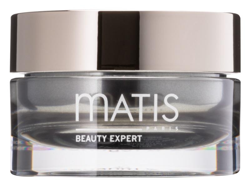 MATIS Paris Réponse Premium hydratačný a vyhladzujúci očný krém s výťažkami z čierneho kaviáru
