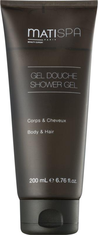 MATIS Paris MatiSpa żel i szampon pod prysznic 2 w 1