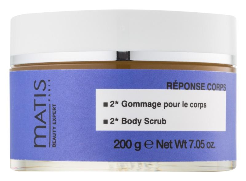 MATIS Paris Réponse Corps peeling do ciała