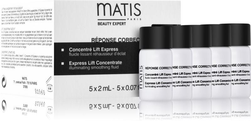 MATIS Paris Réponse Corrective skrášľujúci fluid s vyhladzujúcim efektom
