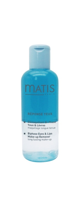 MATIS Paris Réponse Yeux dwufazowy płyn do demakijażu okolice oczu i usta