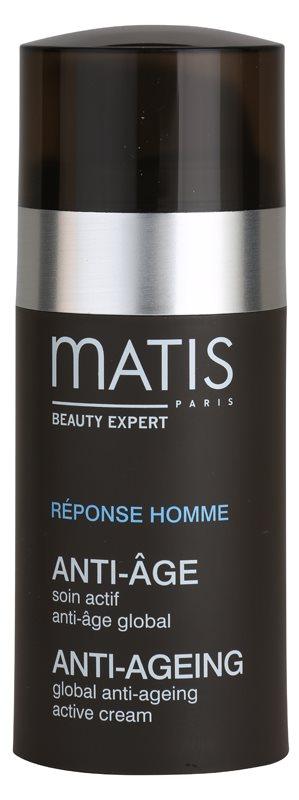 MATIS Paris Réponse Homme denný a nočný protivráskový krém
