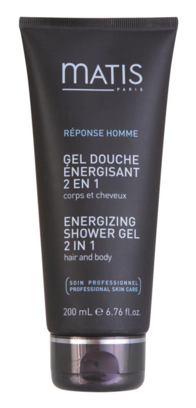 MATIS Paris Réponse Homme Shower Gel And Shampoo 2 In 1