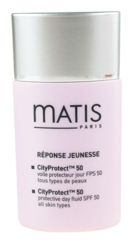 MATIS Paris Réponse Jeunesse fluid nawilżająco-ochronny SPF50