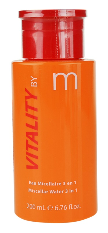 MATIS Paris Vitality by M odličovací čisticí voda 3 v 1