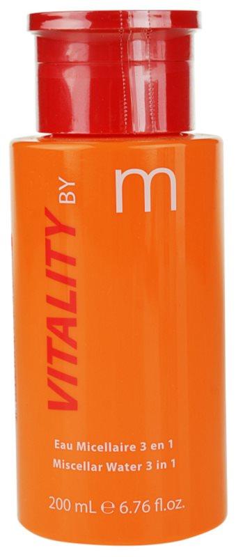MATIS Paris Vitality by M płyn do demakijażu 3 w 1