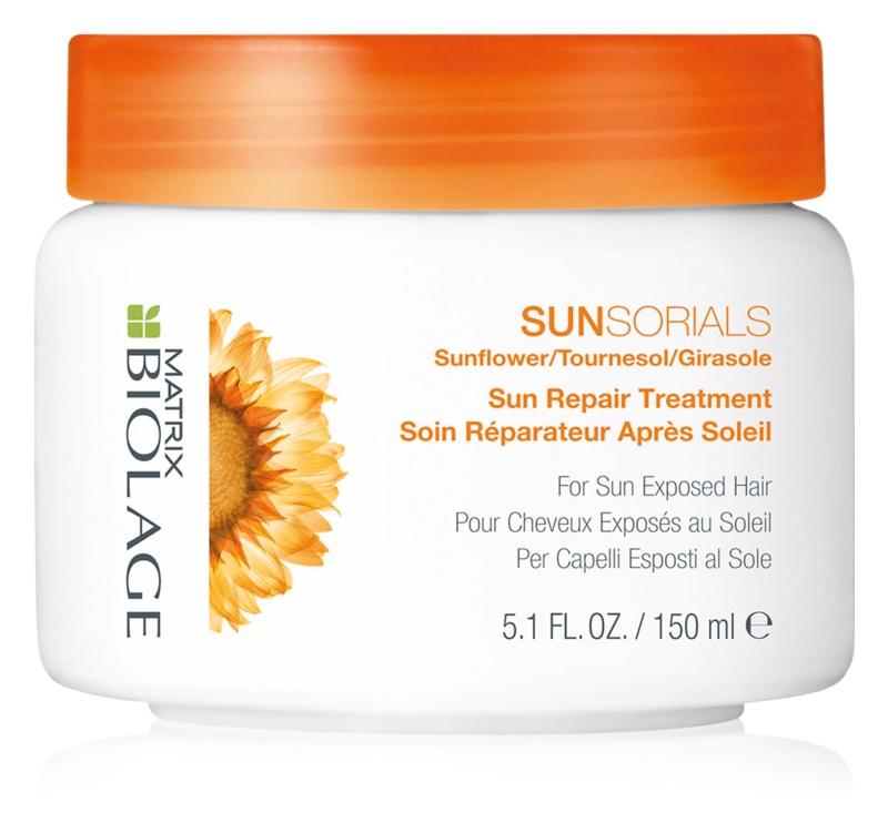 Matrix Biolage Sunsorials maseczka  do włosów narażonych na szkodliwe działanie promieni słonecznych