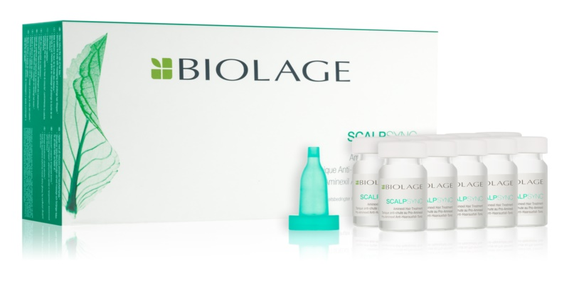 Matrix Biolage ScalpSync tónico anti-queda