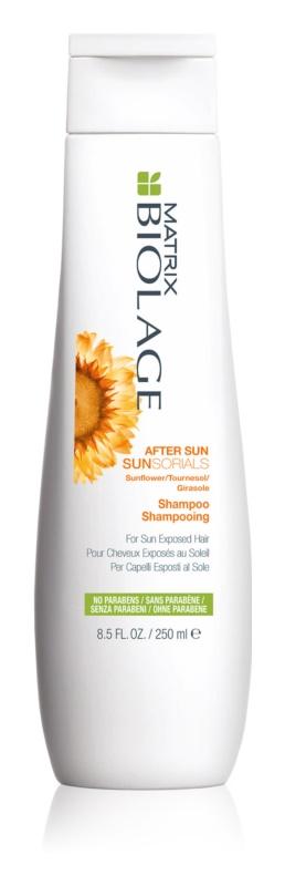 Matrix Biolage Sunsorials σαμπουάν για μαλλιά ταλαιπωρημένα από τον ήλιο
