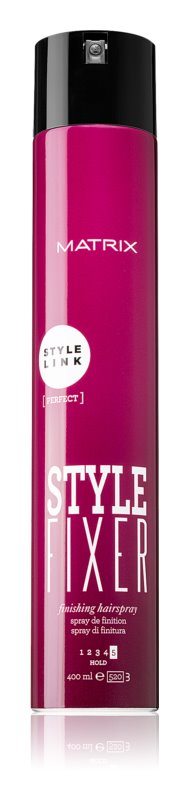 Matrix Style Link Perfect spray fissante per finitura per capelli