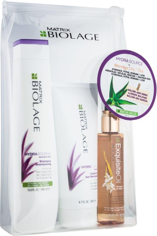 Matrix Biolage Hydra Source zestaw kosmetyków I.