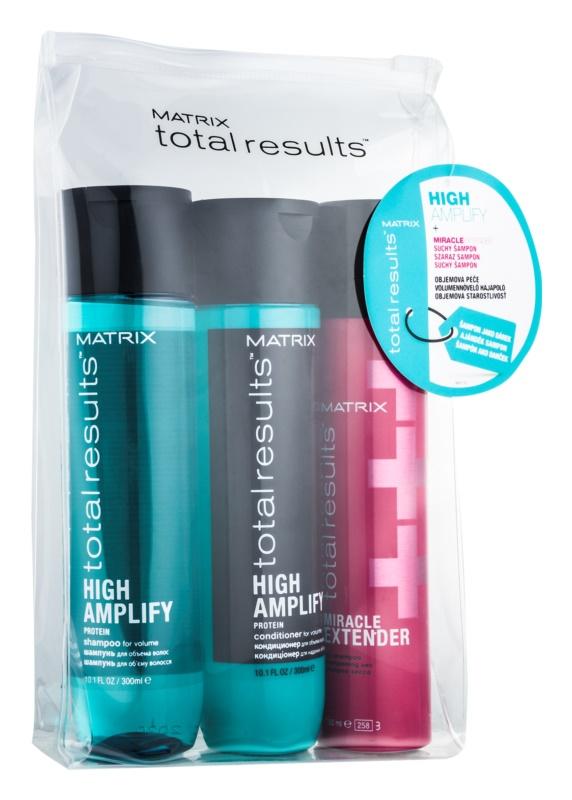 Matrix Total Results High Amplify kozmetická sada I.