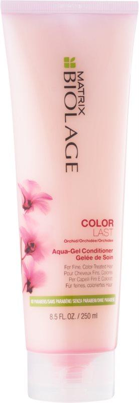 Matrix Biolage Color Last Aqua-Gel balsam do włosów farbowanych oraz po innych zabiegach chemicznych