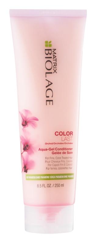 Matrix Biolage Color Last Aqua-Gel balzám pro barvené a jinak ošetřené vlasy
