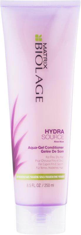 Matrix Biolage Hydra Source Aqua-Gel Balsam für feines, trockenes Haar