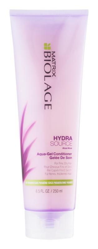 Matrix Biolage Hydra Source Aqua-Gel balsam pentru păr moale, uscat