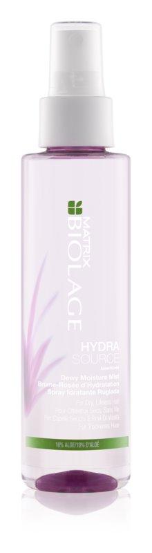 Matrix Biolage Hydra Source spray idratante per capelli senza volume