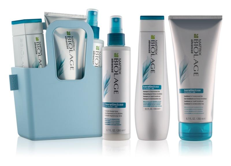 Matrix Biolage Advanced Keratindose Kosmetik-Set  I.