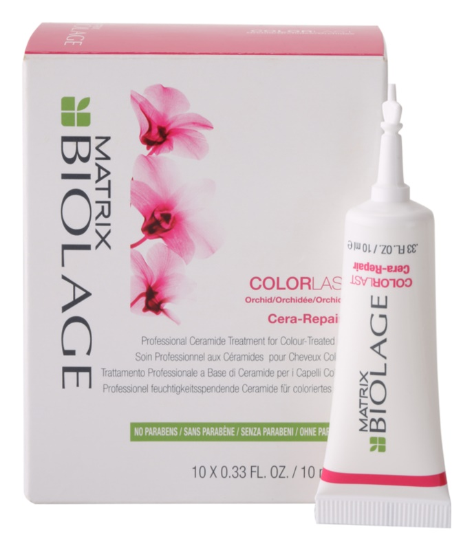 Matrix Biolage Color Last Cera-Repair vlasová kúra pre žiarivú farbu vlasov