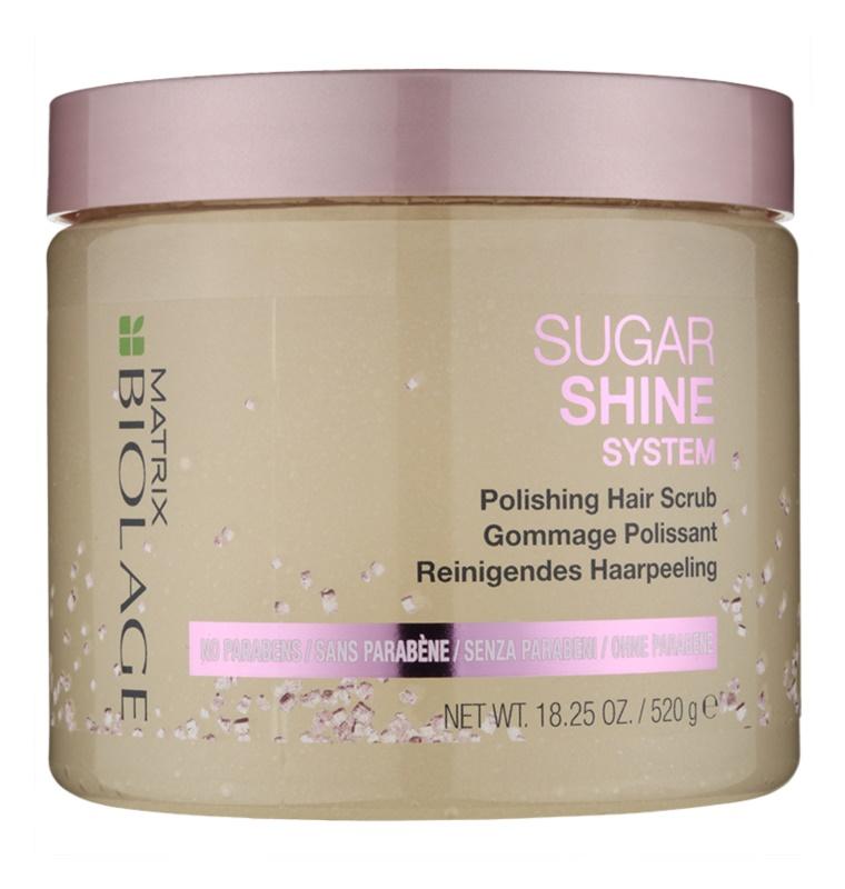 Matrix Biolage Sugar Shine Exfoliant pentru scalp