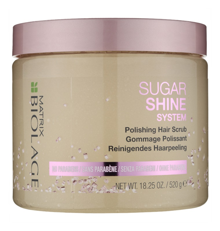 Matrix Biolage Sugar Shine vlasový peeling