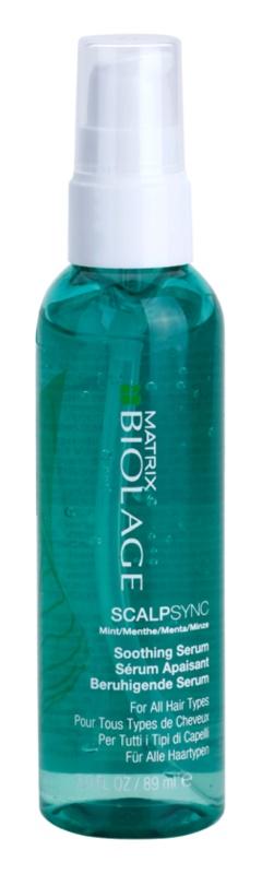 Matrix Biolage ScalpSync beruhigendes Serum für alle Haartypen