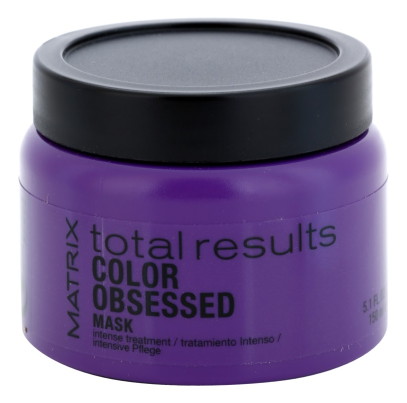 Matrix Total Results Color Obsessed maska za barvane lase