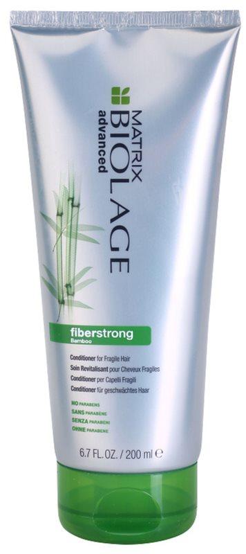 Matrix Biolage Advanced Fiberstrong balzam za krhke lase