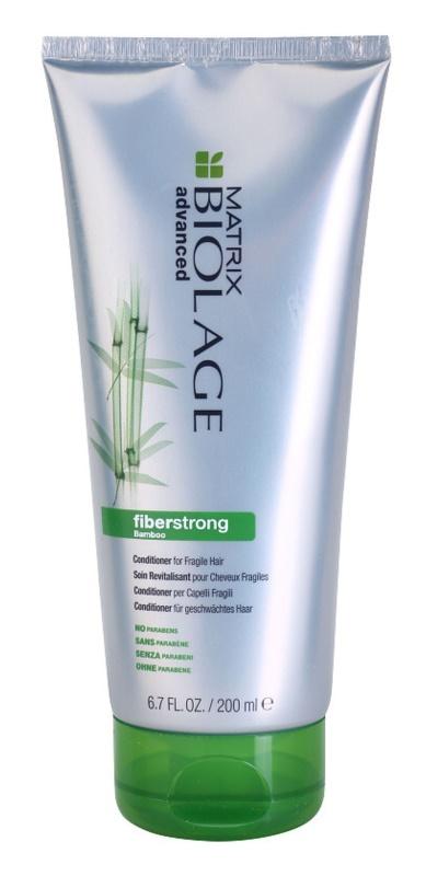 Matrix Biolage Advanced Fiberstrong condicionador para cabelo frágil