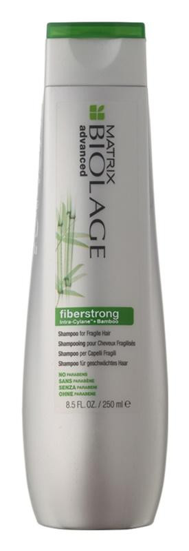 Matrix Biolage Advanced Fiberstrong šampón pre slabé, namáhané vlasy