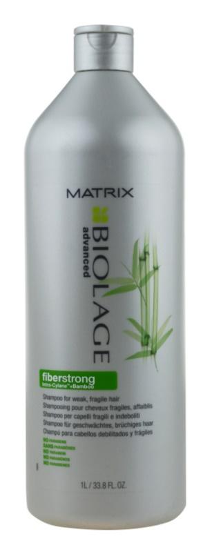 Matrix Biolage Advanced Fiberstrong Shampoo  voor Zwak, Gestresset Haar