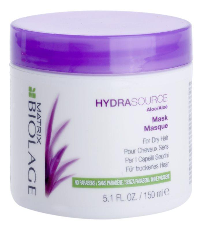 Matrix Biolage Hydra Source masque pour cheveux secs