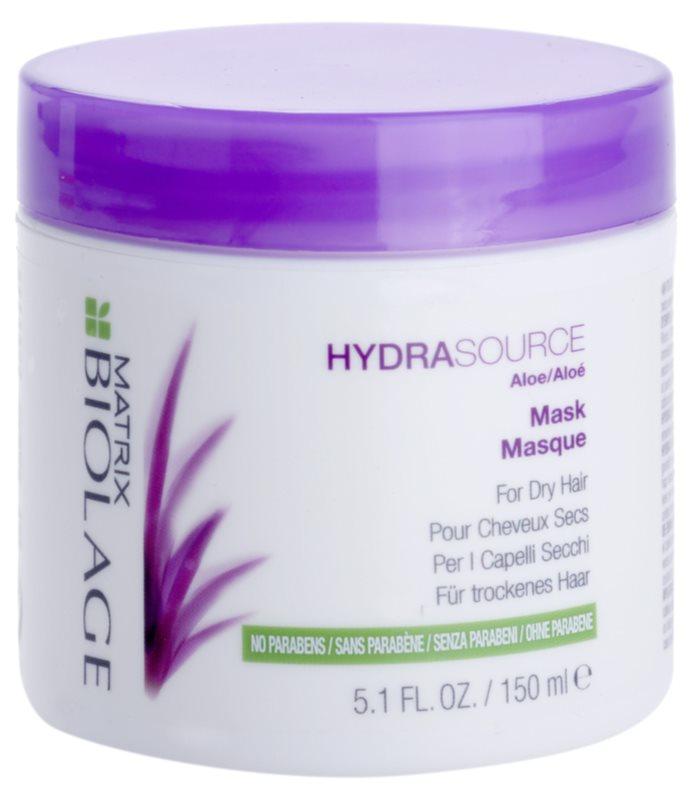 Matrix Biolage Hydra Source maszk száraz hajra